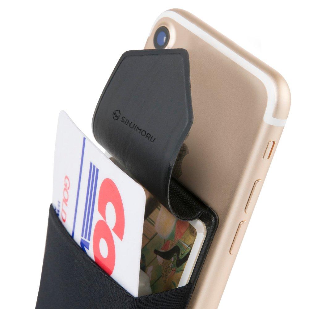 """alt""""iPhoneケースの背面にカードを入れられるケース"""""""