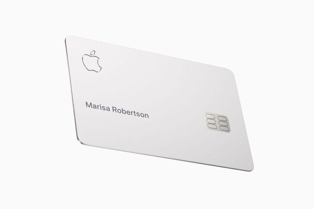 """alt""""Apple Cardの写真"""""""